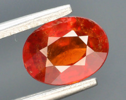 1.50 ct Natural Tremendous Color Spessartite Garnet ~ BR