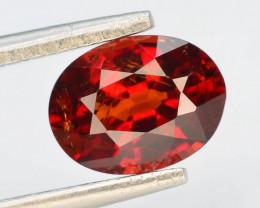 1.65 ct Natural Tremendous Color Spessartite Garnet ~ BR