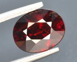 2.80 ct Natural Tremendous Color Spessartite Garnet ~ BR