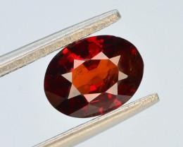 1.30 ct Natural Tremendous Color Spessartite Garnet ~ BR