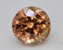 2.05 ct Natural Zircon Untreated Cambodia