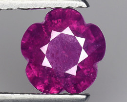 1.28 Ct Rhodolite Garnet Top Quality Gemstone. RGF 42