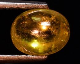 1.63 Ct Natural Sphene Color Change Cabochon Gemstone. SPC 03