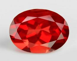 Amazing Rare Natural Red Andesine  Loose Gemstone