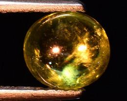 1.37 Ct Natural Sphene Color Change Sparkling  Luster Gemstone. SPC 13