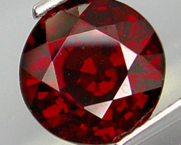 4.64 Ct. Natural Top Red Rhodolite Garnet Africa – IGE Certificate