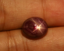 **No Reserve** 8.28ct Star Ruby
