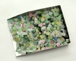 400 Ct Mix Rough Tourmaline From Afghanistan