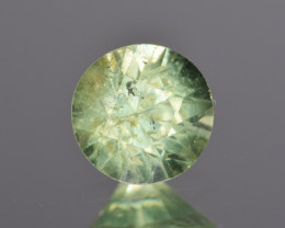 Natural Demantoid Garnet 1.15 Cts, Full Sparkle Faceted Gemstone