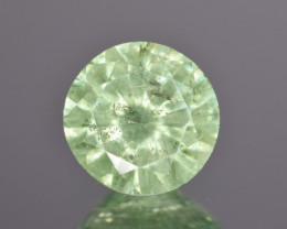 Natural Demantoid Garnet 2.47 Cts, Full Sparkle Faceted Gemstone
