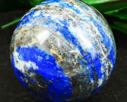 Genuine 1543.00 Cts Lapis Lazuli Healing Ball