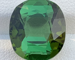 10.26 Carats Natural Color Tourmaline Gemstone From Afghanistan