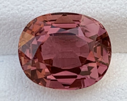 4.45 Carats Natural Color Tourmaline Gemstone