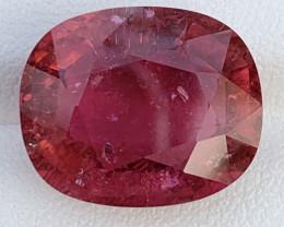 14.72 Carats Natural Color Tourmaline Gemstone
