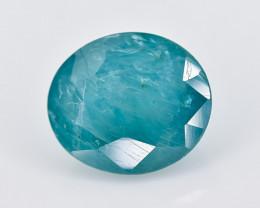 1.47 Crt Natural Rare Grandidierite Faceted Gemstone.( AB 33)