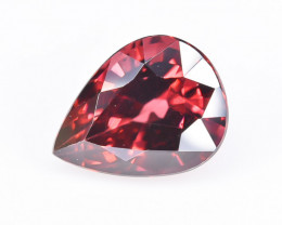 1.71 Crt Rhodolite Garnet Faceted Gemstone (Rk-4)