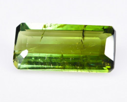 1.13 Crt Tourmaline Faceted Gemstone (Rk-4)