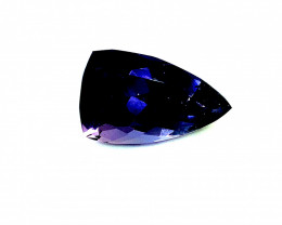 Color Change Sapphire 2.80ct Tanzania Triangular