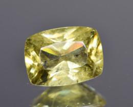 Natural Demantoid Garnet 1.10 Cts, Full Sparkle Faceted Gemstone