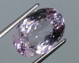 8.89 Carat VS Kunzite Soft Pink Exquisite Quality !