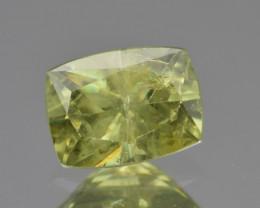 Natural Demantoid Garnet 1.40 Cts, Full Sparkle Faceted Gemstone