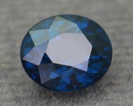 AAA Grade 1.24 ct Cobalt Blue Spinel Sku.9