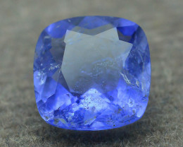 Rarest Sodalite 1.15 ct Hard to Find in Transparent & Faceted Sku.1
