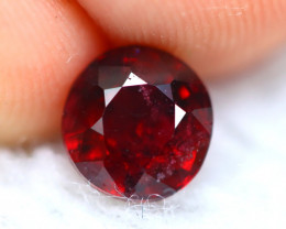 Spinel 1.45Ct Mogok Spinel Natural Burmese Red Spinel  D0201