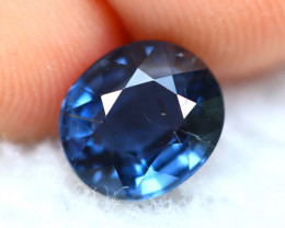 Spinel 1.57Ct Mogok Spinel Natural Burmese Blue Spinel D0202