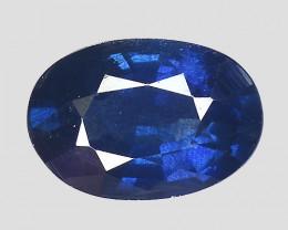 1.11 CT BLUE SAPPHIRE TOP CLASS GEMSTONE S4