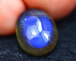 Labradorite 4.84Ct Natural Blue Color Labradorite D0235