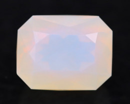 Fire Opal 3.47Ct Natural Mexican Yellow Color Fire Opal A0230