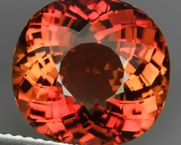7.17 CTS  EXCELLENT LUSTER BROWNISH PINK NATURAL TOURMAILNE