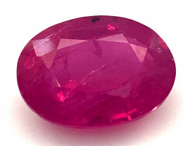 Jegdalek Ruby 2.25ct Natural Untreated