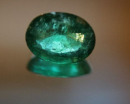 Emerald 1.30ct Natural Oval