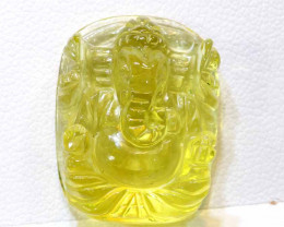 24 CTS -GANESH  CARVING     LT-108
