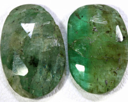 6.85 CTS EMERALD PAIR  BG-187