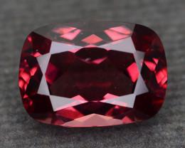 Rare Red Apatite 4.48 ct Amazing Luster SKU.9
