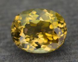 Tanzanite 1.31 ct Unheat/Untreat Rare Yellow Color aka Zoisite  SKU.23
