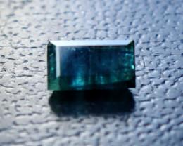 1.70 CT Natural - Unheated Green  Tourmaline Gemstone