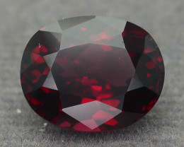 AAA Grade 4.00 ct Red Garnet SKU-36