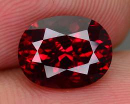 AAA Grade 3.35 ct Red Garnet SKU-36