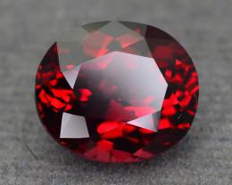 AAA Grade 4.03 ct Red Garnet SKU-36