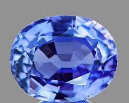 5x4 mm Oval 0.33ct Blue Sapphire [VVS]