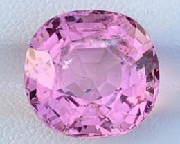 Baby pink 11.13 Carats Natural Color Tourmaline Gemstone