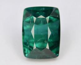 Top Grade 5.0 ct Natural Green Color Tourmaline