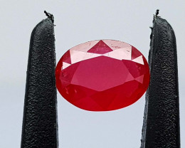 1.05Crt Natural Ruby Natural Gemstones JI91