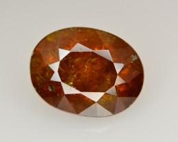 Rare 6.65 Ct Natural Sphalerite Great Dispersion Spain