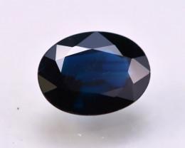 Blue Sapphire 1.30Ct Natural Blue Sapphire E0530