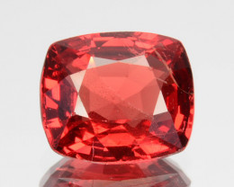 ~STUNNING~ 1.15 Cts Natural Red Spinel Cushion Cut Burmese